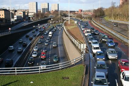 Traffic noise can be assessed using PPG24 to determine whether a site is suitable for development. An acoustic consultant can survey the traffic noise to determine glazing and ventilation strategies. They can also specify barriers and screens to reduce the traffic noise.